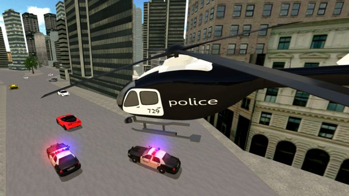 Police Helicopter Simulator 1.51 دانلود بازی هلیکوپتر پلیس اندروید + مود