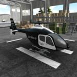 دانلود Police Helicopter Simulator 2.0 بازی هلیکوپتر پلیس اندروید + مود
