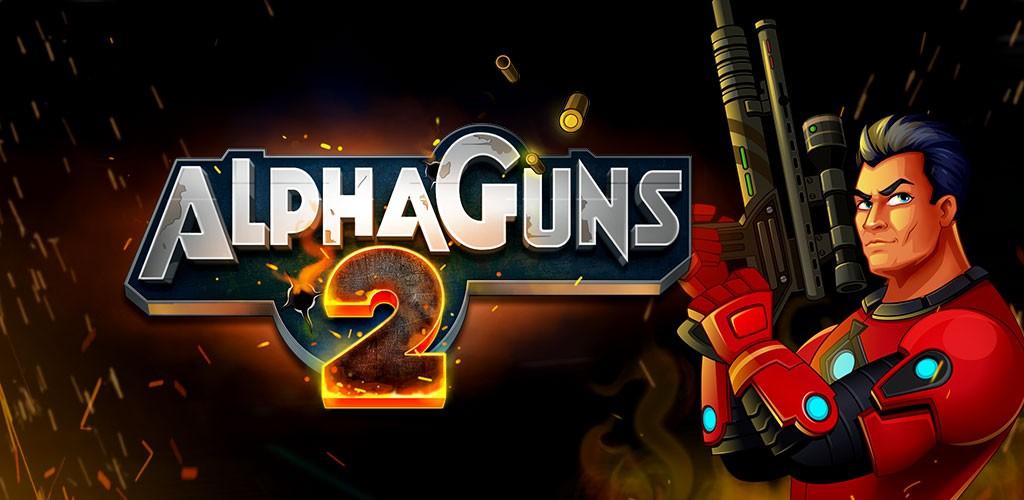 دانلود Alpha Guns 2 10.15.6 بازی اکشن اسلحه آلفا 2 اندروید + مود