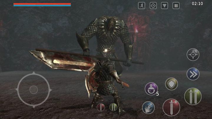 دانلود Animus – Stand Alone 1.2.2 بازی اکشن و شمشیری اندروید + مود