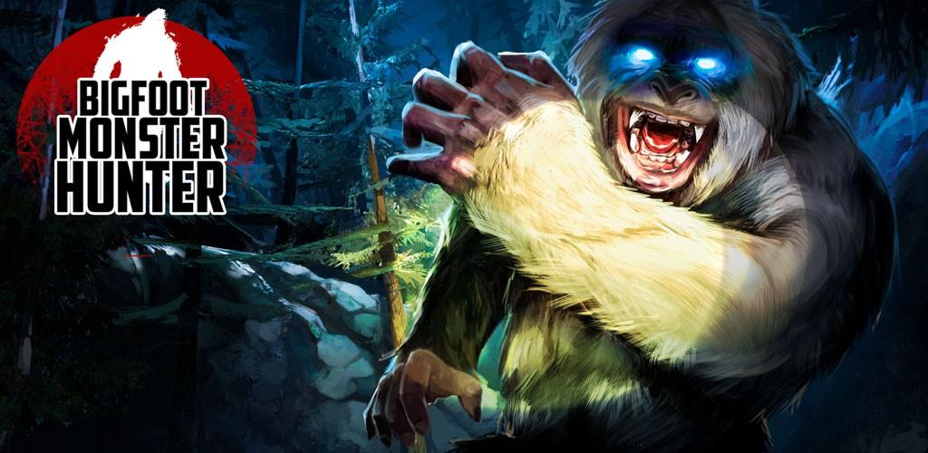 Bigfoot Monster Hunter 1.91 دانلود بازی شکار هیولا پاگنده اندروید + مود