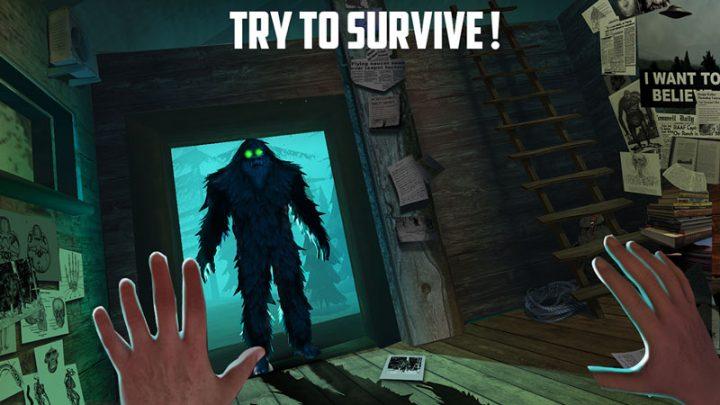 دانلود Bigfoot Monster Hunter 1.93 – بازی شکار هیولا پاگنده اندروید + مود