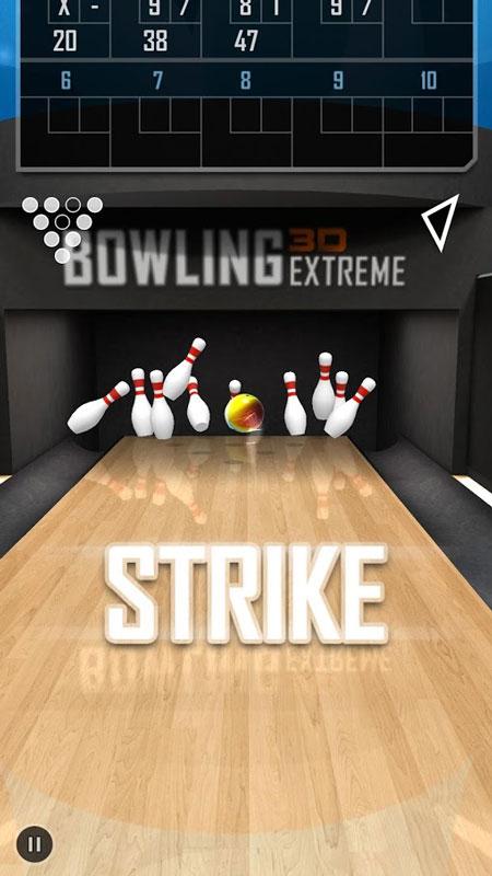Bowling 3D Extreme Plus 2.0 دانلود بازی بولینگ سه بعدی اندروید