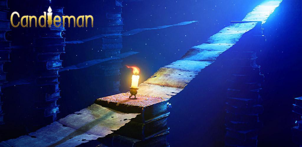 Candleman 1.1.0 دانلود بازی اکشن شمع مرد اندروید + دیتا
