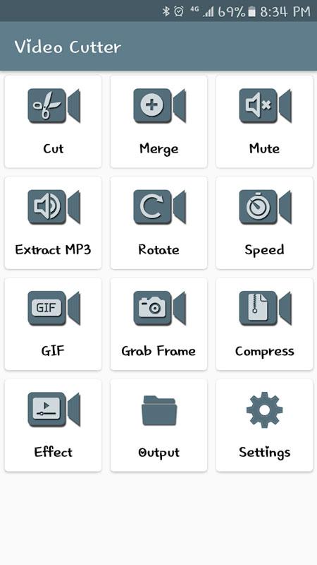 دانلود Easy Video Cutter (PRO) 1.3.4 برنامه ویرایش و برش فیلم اندروید