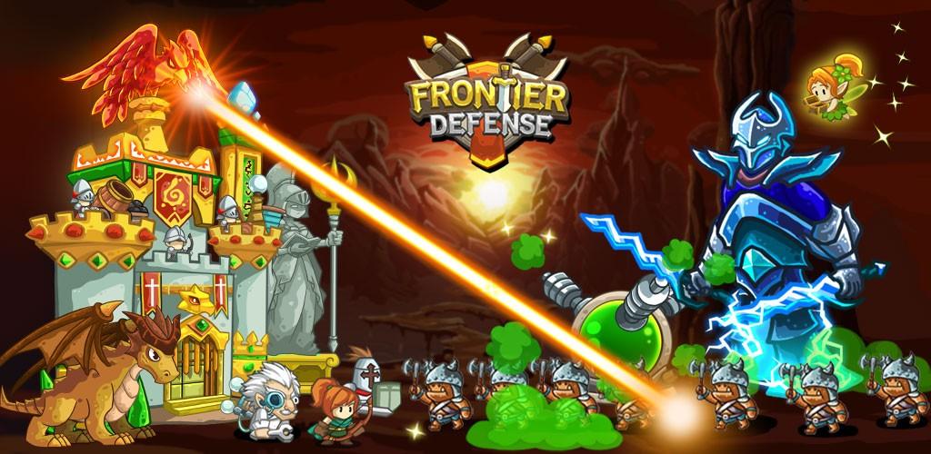 Idle Clash – Tap Frontier Defense 1.94 دانلود بازی دفاع مرزی اندروید + مود