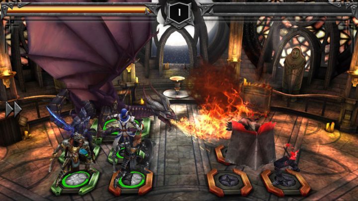 Heroes of Dragon Age 5.4.1 دانلود بازی قهرمانان عصر اژدها اندروید