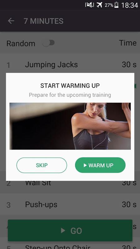 Home Workout Pro 1.0.27 تمرین ورزش بدون تجهیزات در خانه اندروید