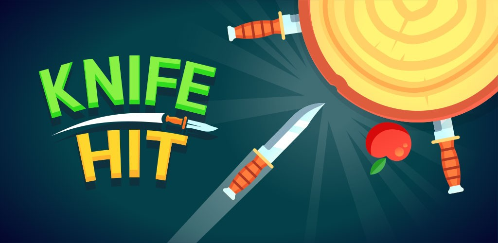 دانلود Knife Hit 1.8.9 بازی برخورد چاقو اندروید + مود