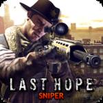 دانلود Last Hope Sniper – Zombie War 3.1 بازی آخرین امید تک تیرانداز اندروید + مود