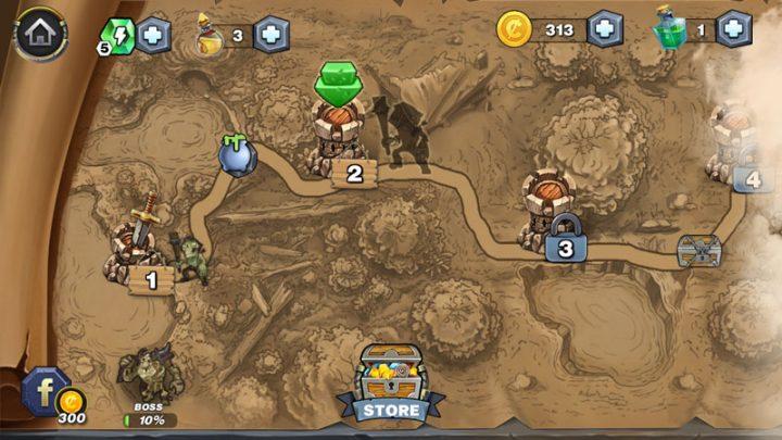 Magic Siege – Defender 1.8.22 دانلود بازی محاصره جادویی اندروید + مود