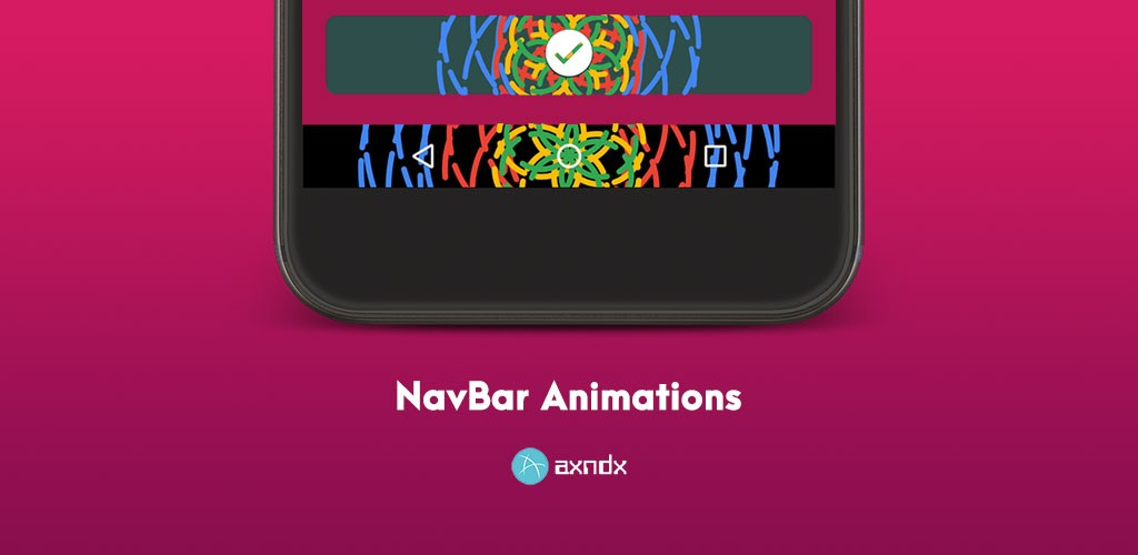 NavBar Animations (No Root) Pro 2.2 دانلود برنامه نوار ناوبری اندروید