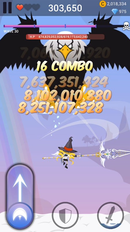 Royal Blade 1.4.3 دانلود بازی شمشیر سلطنتی اندروید + مود