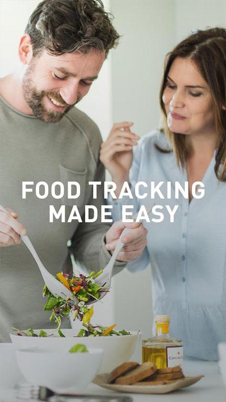 Runtastic Balance Premium 1.8.1 کنترل تعادل غذایی و کالری مصرفی اندروید