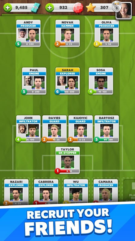 دانلود Score! Match 1.91 بازی مسابقه فوتبال آنلاین اندروید