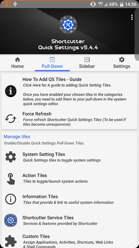 Shortcutter Premium 6.4.8 دانلود برنامه ایجاد میانبر در اندروید