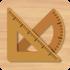 Smart Ruler Pro 2.6.7 دانلود نرم افزار خط کش، نقاله، تراز سنج اندروید