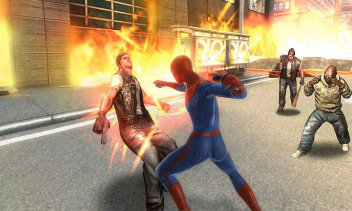 The Amazing Spider-Man 1.2.2g دانلود بازی مرد عنکبوتی اندروید + دیتا