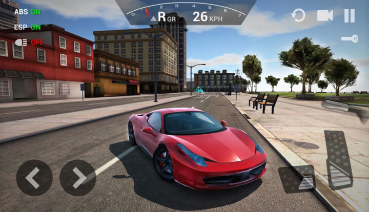 Ultimate Car Driving Simulator 3.0.1 دانلود شبیه ساز رانندگی اندروید + مود