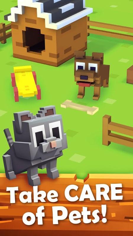 Blocky Farm 1.2.70 دانلود بازی مزرعه داری آفلاین اندروید + مود