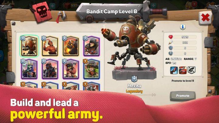 Caravan War: Heroes and Tower Defense 2.0.1 دانلود بازی جنگ کاروان