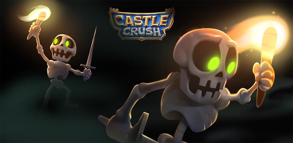 دانلود Castle Crush 4.5.7 بازی استراتژی شکست قلعه اندروید