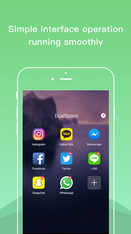Dual Space Pro 2.1.4 دانلود برنامه ساخت چند اکانت در گوشی