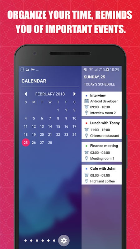 Edge Action Pro 1.8.4 دانلود برنامه کنترل گوشی اندروید با یک دست