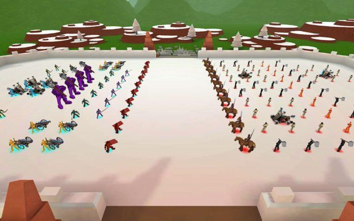 Epic Battle Simulator 1.6.80 دانلود بازی شبیه ساز جنگ اندروید + مود