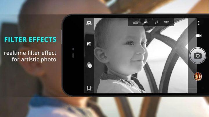 Fast Camera – HD Camera Professional 1.97R دانلود دوربین حرفه ای اندروید