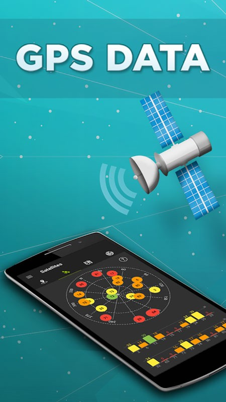 دانلود GPS Data Premium 2.2.03 – برنامه دریافت اطلاعات GPS اندروید