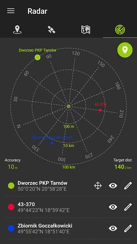 GPS Data Premium 1.4.7 دانلود نرم افزار دریافت اطلاعات GPS اندروید