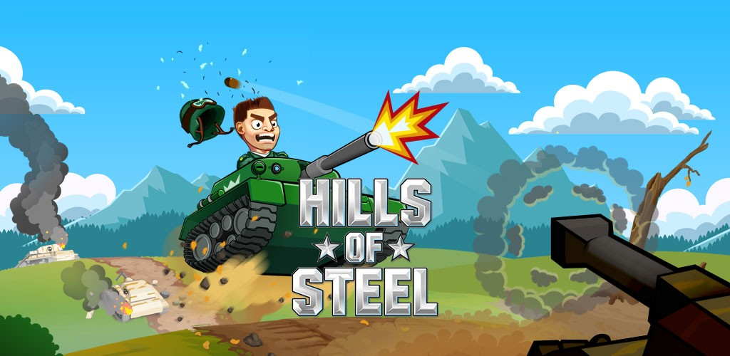 دانلود Hills of Steel 2.9.2 بازی تپه های فولادی اندروید + مود