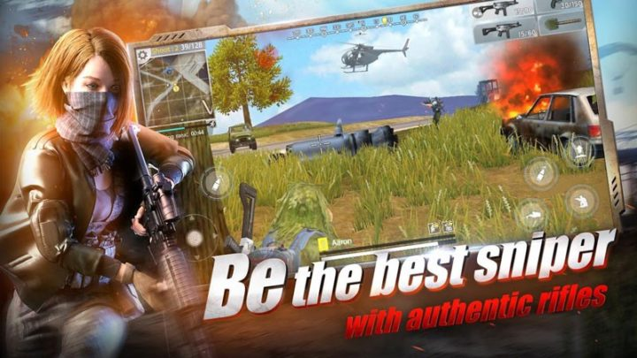 Hopeless Land: Fight for Survival 1.0 دانلود بازی سرزمین ناامیدی اندروید
