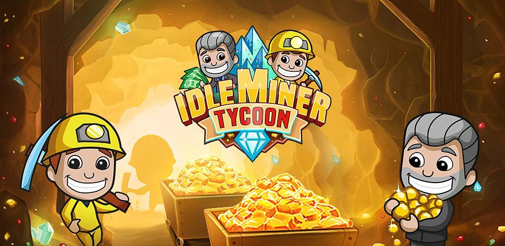 دانلود Idle Miner Tycoon 3.19.0 بازی معدنچی برای اندروید + مود