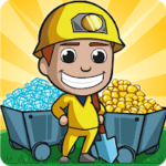 دانلود Idle Miner Tycoon 3.31.1 بازی معدنچی برای اندروید + مود