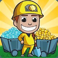 دانلود Idle Miner Tycoon 2.68.0 بازی معدنچی طلا اندروید + مود