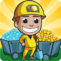 Idle Miner Tycoon 2.39.1 دانلود بازی معدنچی طلا اندروید + مود