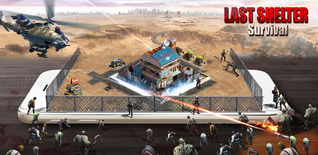 Last Shelter: Survival 1.250.100 دانلود بازی آخرین پناهگاه اندروید + دیتا
