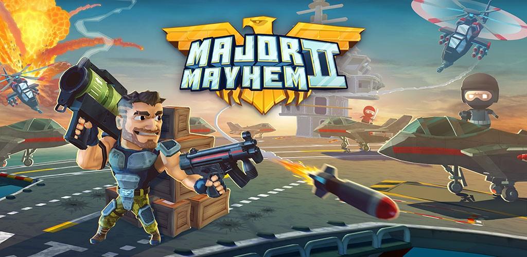 Major Mayhem 2 1.160.2019042210 دانلود بازی ضرب و شتم عظیم اندروید + مود