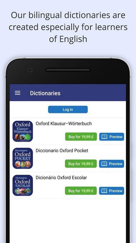 Oxford Learner's Dictionaries: Bilingual editions FULL 5.5.105 دانلود اندروید