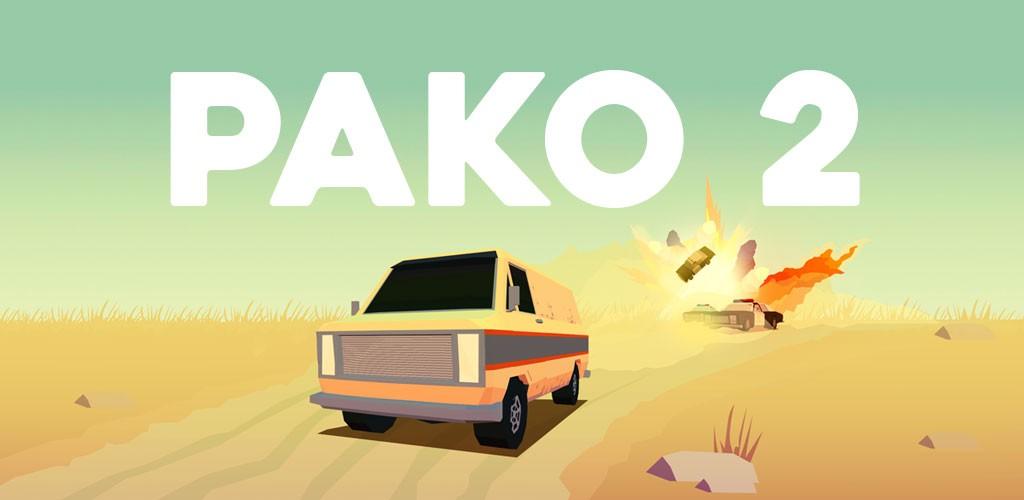 دانلود PAKO 2 1.0.2 بازی ماشین سواری تعقیب و گریز اندروید + مود