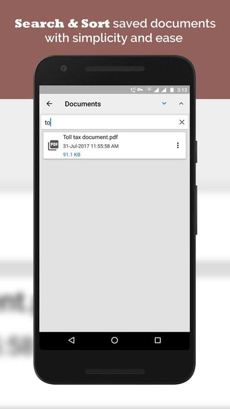 Rapid Scanner Pro 3.1 دانلود نرم افزار اسکنر PDF و اسناد اندروید