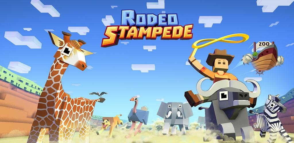 دانلود Rodeo Stampede: Sky Zoo Safari 1.27.0 بازی مدیریت باغ وحش اندروید + مود