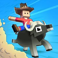 Rodeo Stampede:Sky Zoo Safari 1.20.3 دانلود بازی مدیریت باغ وحش اندروید + مود