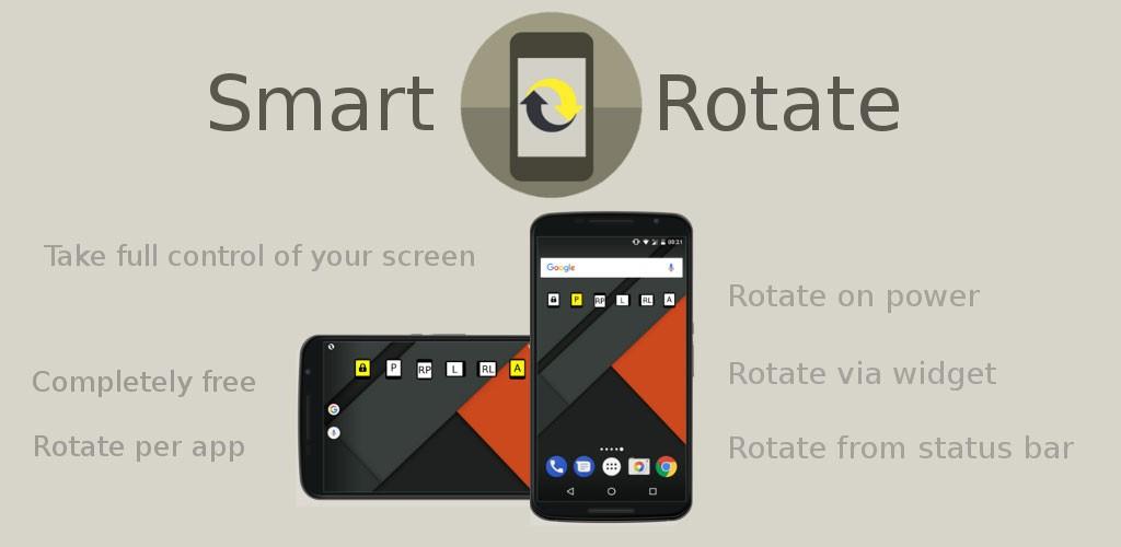 Smart Rotate Premium 2.8.24 دانلود برنامه چرخش صفحه هوشمند اندروید