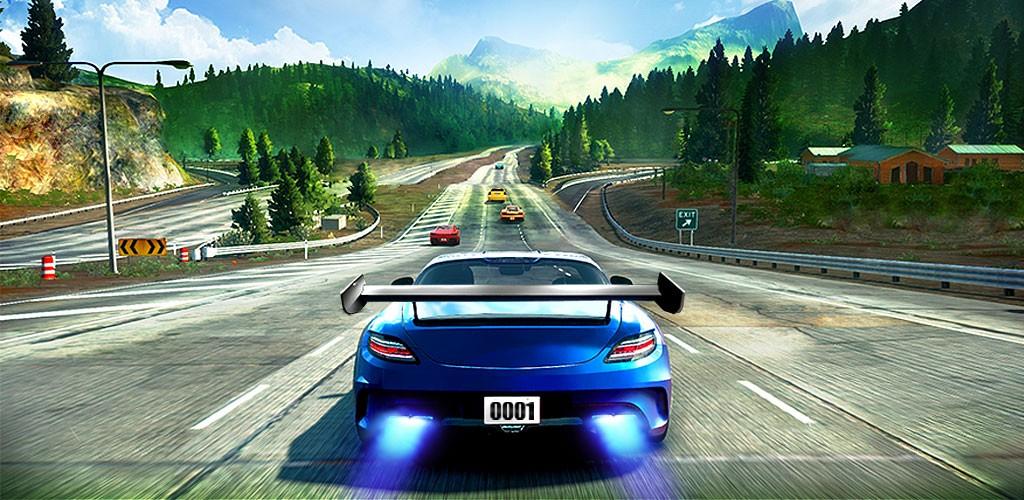 دانلود Street Racing 3D 7.1.5 بازی ماشین مسابقه ای اندروید + مود
