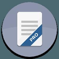 Text Editor Pro 0.9.6a دانلود برنامه ویرایشگر متن و کد در اندروید