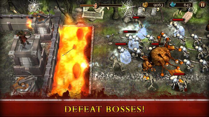 دانلود Three Defenders 2 1.5.5 بازی اکشن سه مدافع اندروید + مود