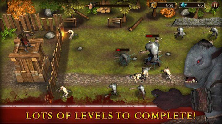 دانلود Three Defenders 2 1.5.2 بازی اکشن سه مدافع اندروید + مود